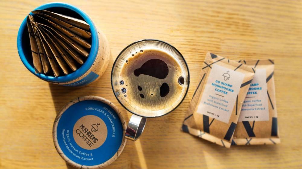 muchroom coffee