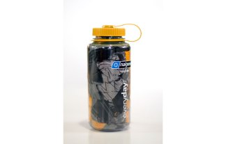 Without rigid poles, Gogo™ Elite packs small enough to fit inside a standard 1L water bottle.