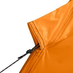 Direct Guy-Out Points are strategically placed and pass through the fly and attach directly to the poles to keep your tent anchored to the ground