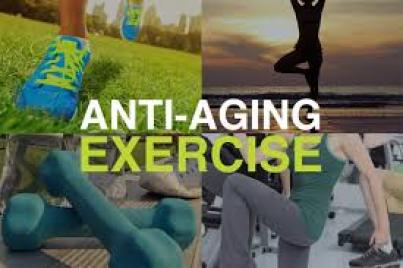 Battling Age with Exercise photo
