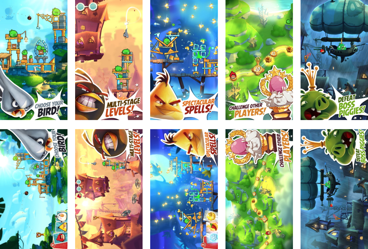 How Angry Birds Screenshot Optimization Caused 2 5m Rise