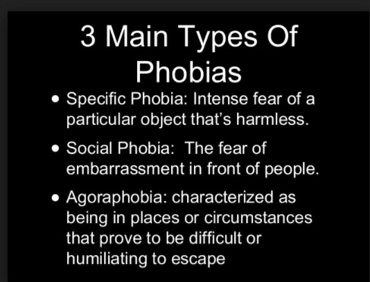 Image result for phobias