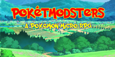 PokétModsters: A Pokemon RPG