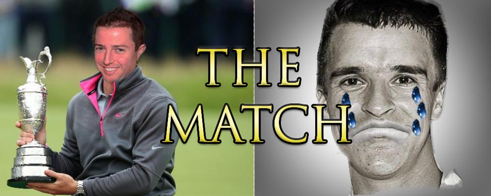 The Match – Champ vs Evan