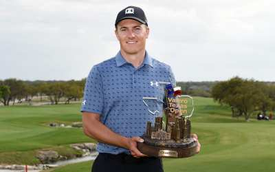 Spieth Win Texas Open Leading to Masters