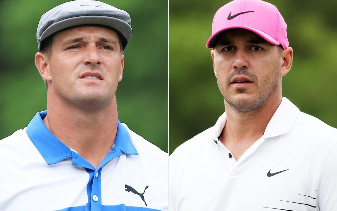 Sam vs. Gourlay in Golf