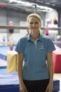 Maria Choulenania WAG Advanced Qualification