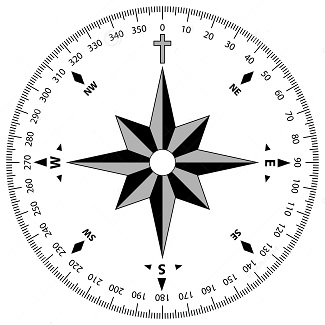 God's Word for You - Luke 4:5-8 The compass of religion