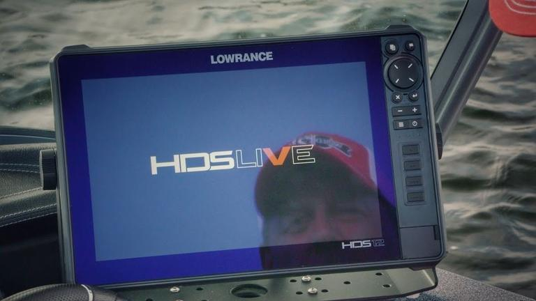 The New Lowrance Hds Live Fish Finder