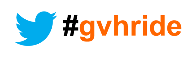 Tweet and Search #gvhride on Twitter