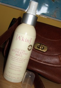 A'kin Pure Rose Hydrating Facial Mist