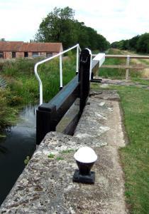 Lock at Woolsthorpe