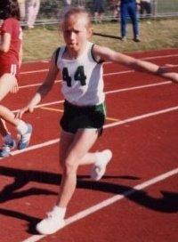 Running at Brickfields