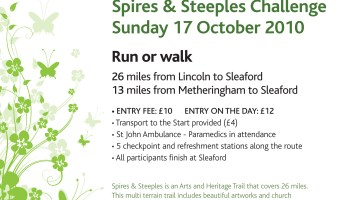 Spire and Steeples Information and Form