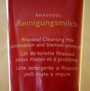 Alva Rhassoul Cleansing Milk