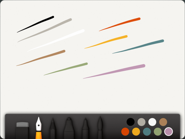 Paper by FiftyThree Colours