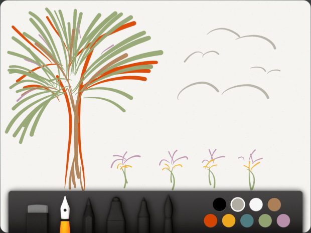 Paper by FiftyThree Drawing