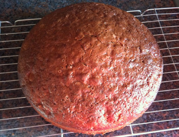 Herman the Friendship Cake - Cooked