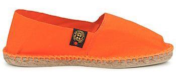 Art of Soule Soka Uni Espadrilles in Orange