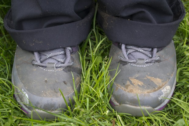 The North Face Havoc Hiking Shoes
