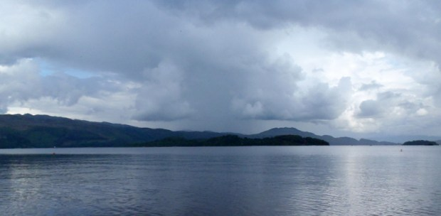 Loch Lomond at Luss