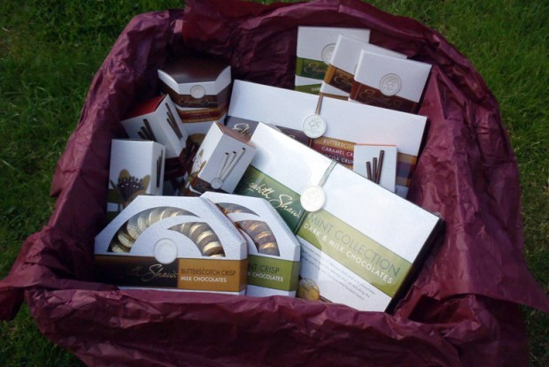 Elizabeth Shaw Chocolate Hamper