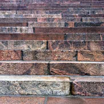 Sunday Soliloquy – Step by Step