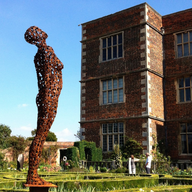 Doddington Hall Sculpture in the Gardens