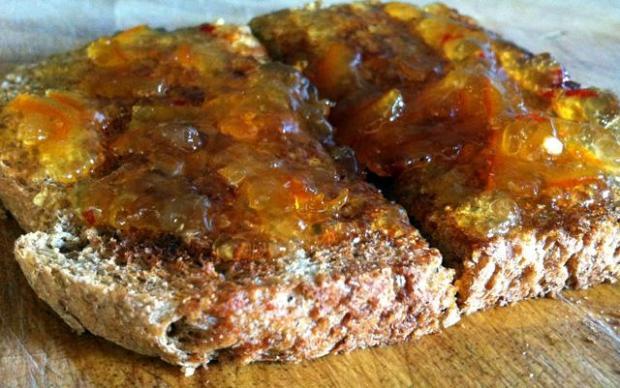 Marmachilli - Chilli Marmalade by Clippy's