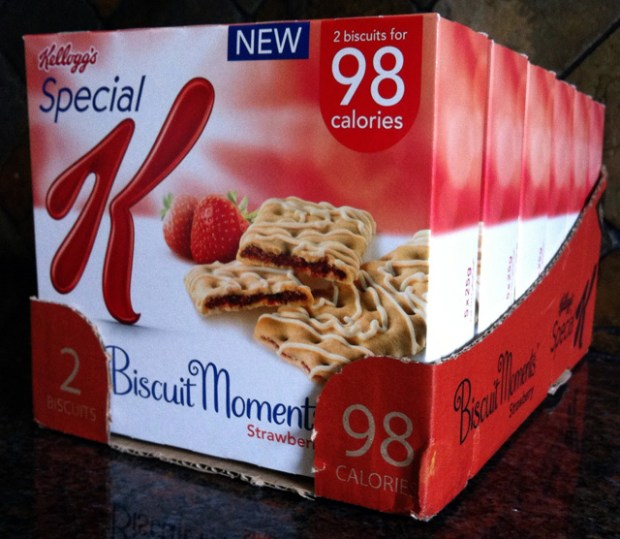 Special K Biscuit Moments