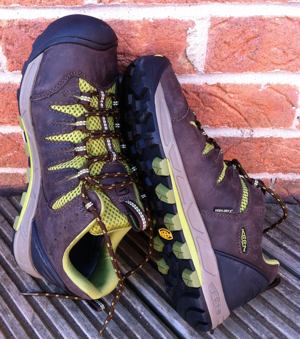 KEEN Bryce WP Walking Shoes