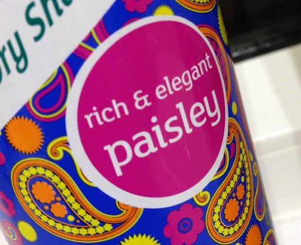 Batiste Dry Shampoo Paisley