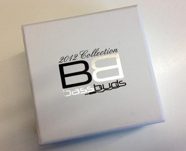 Bass Buds Headphones Box