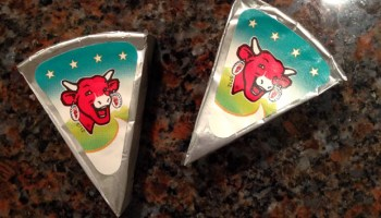 The Laughing Cow Light Blue Cheese Wedges