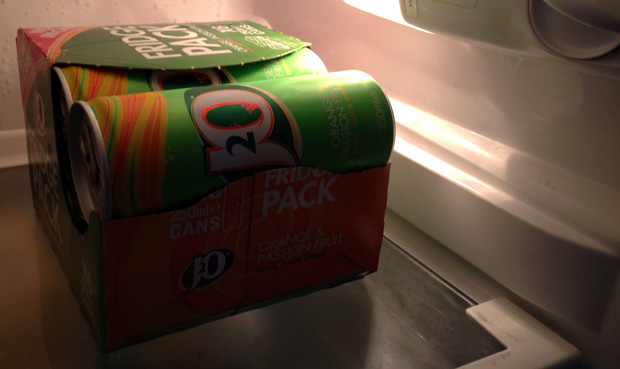 J2O Fridge Pack
