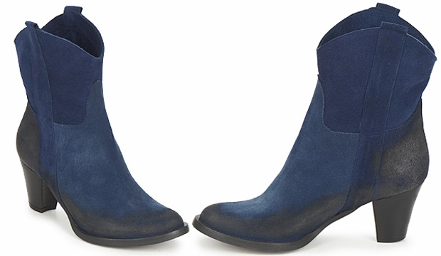 Jonak Blue Cowboy Boots