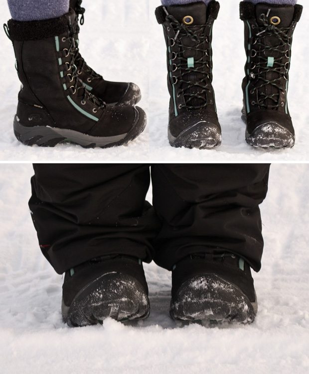 KEEN Hoodoo High Lace Boots in Finland