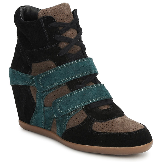 Ash Wedge Trainers
