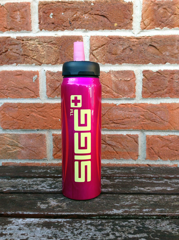 Ditch the Plastic with SIGG