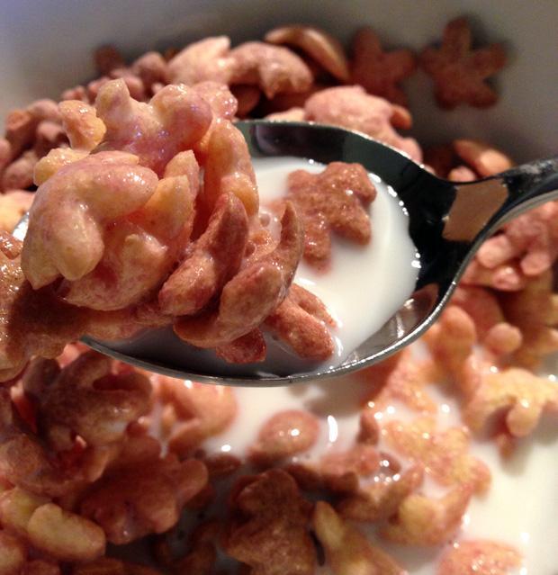 Kelloggs Kids' Cereals - Rice Krispie Shapes Strawberry
