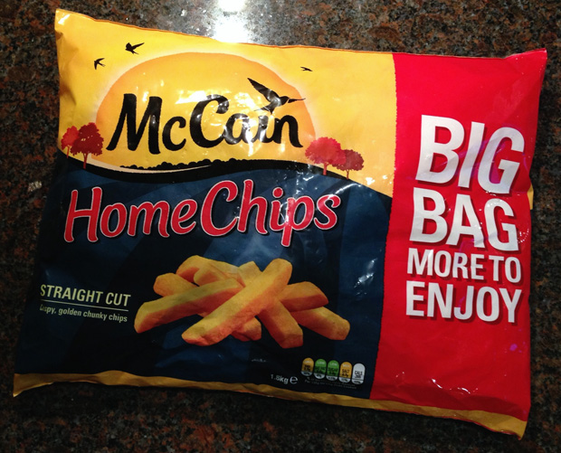 McCain Home Chips