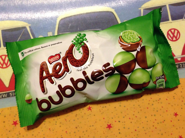 Aero Bubbles Mint