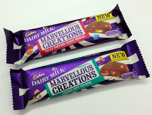 Cadbury's Marvellous Creations