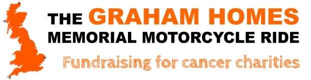 The Graham Homes Memorial Motorcycle Ride