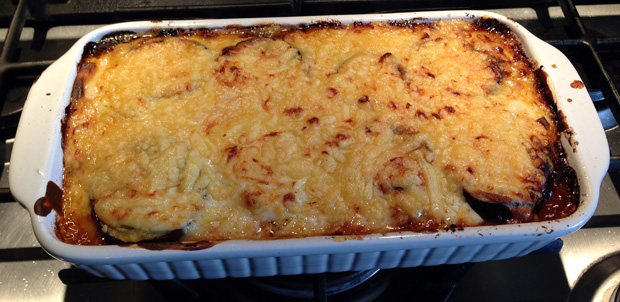 Quark Lamb Moussaka