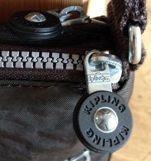 Kipling Alvar Shoulder Bag in Expresso Brown