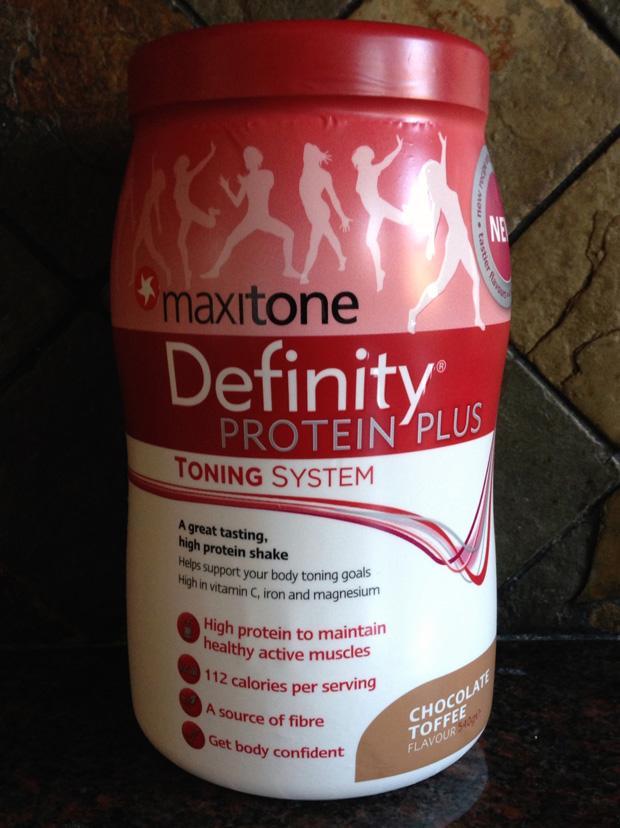 Maxitone Definity Protein Shake