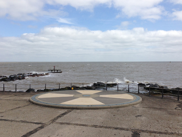 Lowestoft Ness Point - Most Easterly Point of mainland Great Britain