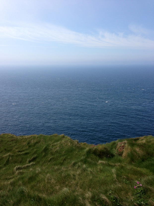 Dunnet Head, most northerly point of mainland Great Britain