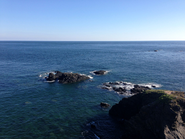 Lizard Point, most southerly point of mainland Great Britain